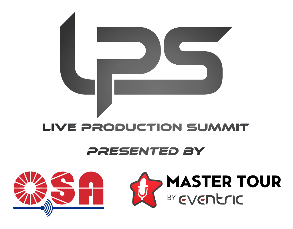 2022 Live Production Summit presented by OSA & Eventric